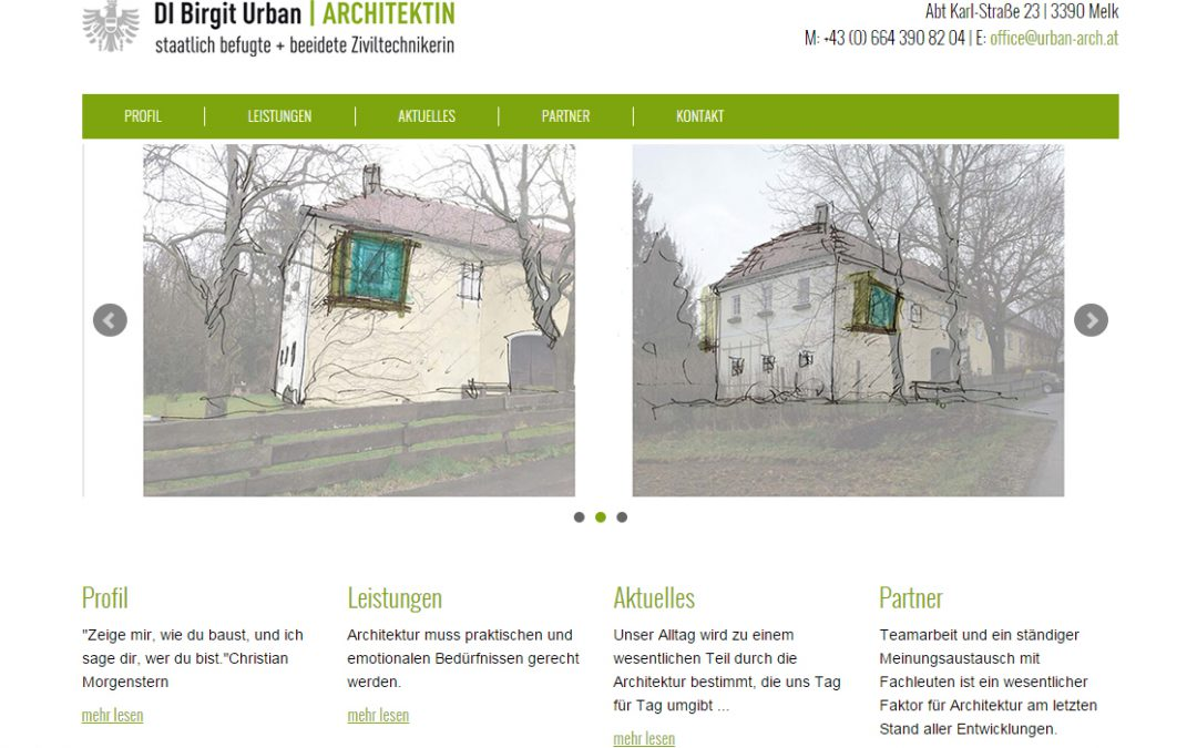 urban-arch.at online