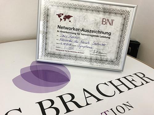 BNI-Symphonie: Netzwerkerin des Monats