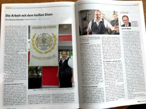 Interview Johann Jakob Schmutz - Doris Bracher Kommunikation